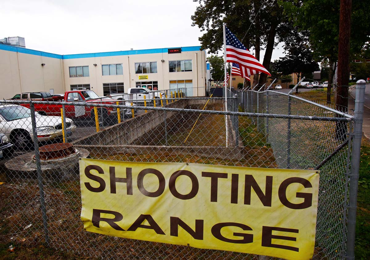 Loaded with lead: How gun ranges poison workers and shooters