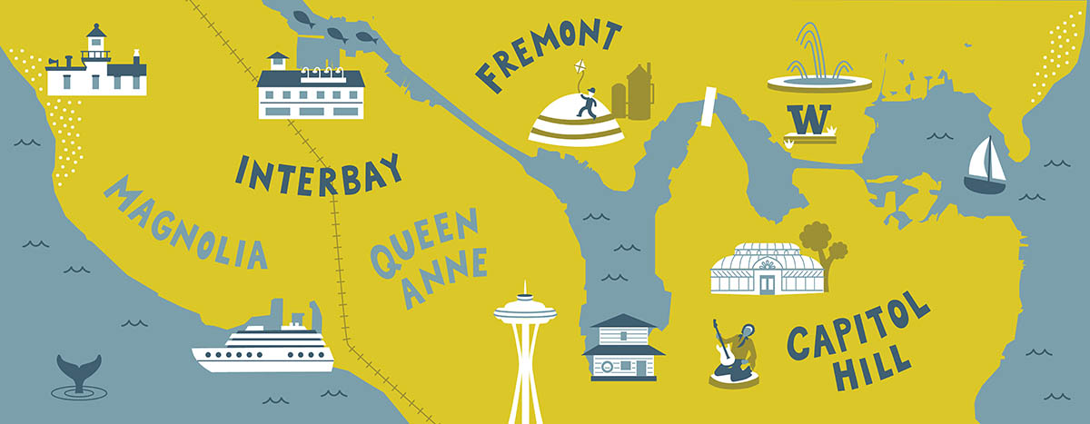 Moving To Seattle Heres Where To Live Take Our Seattle - Seattle map neighborhood guide