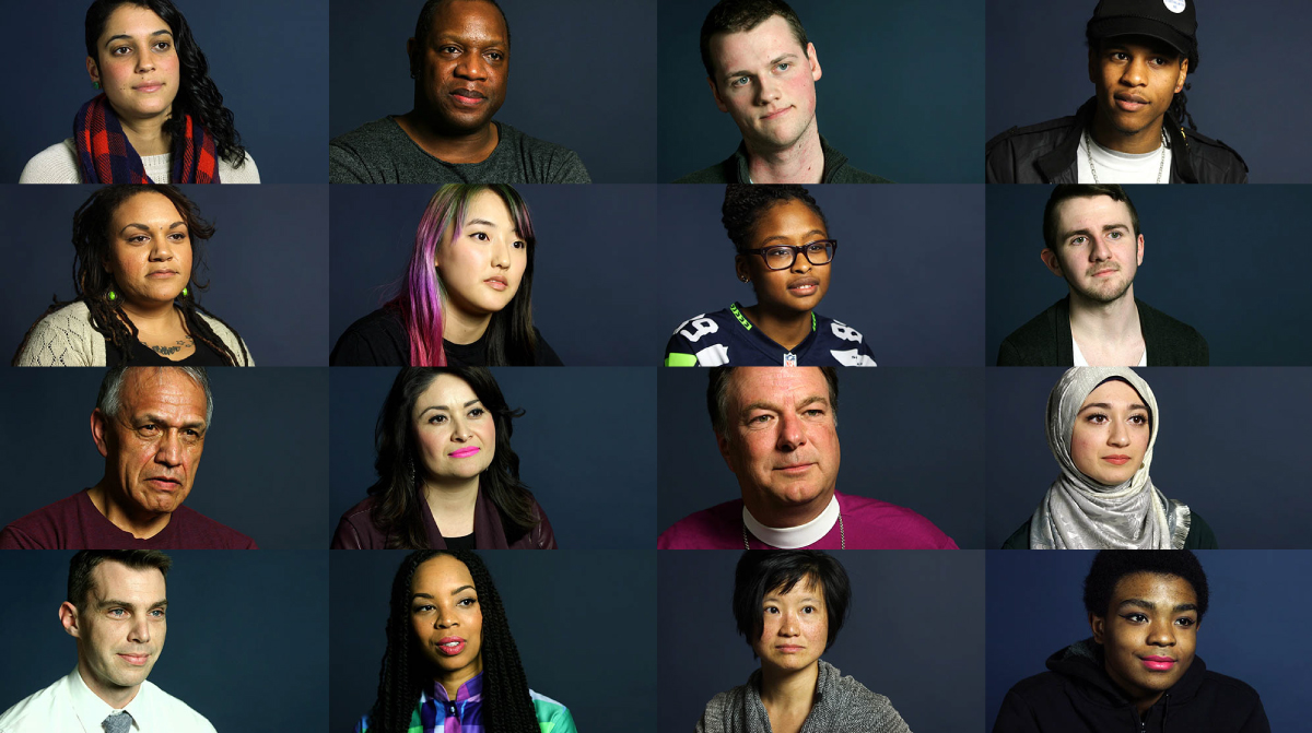 What does 'white privilege' mean to you? We asked 18 people to discuss terms about race