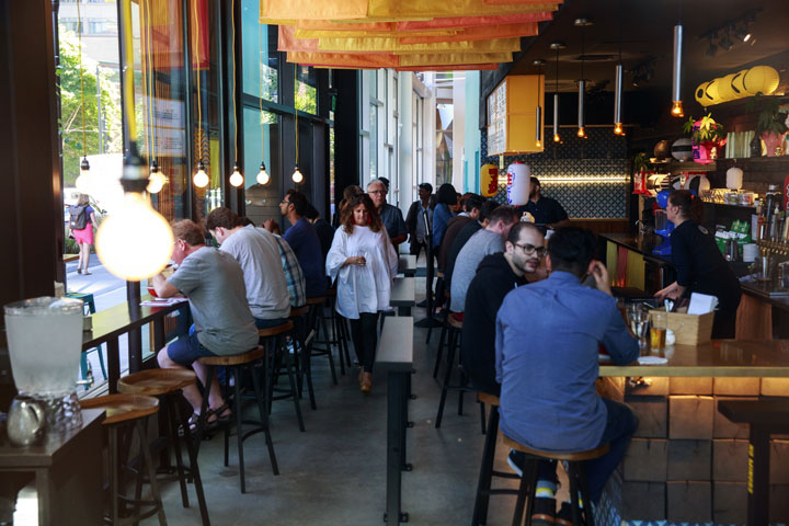 S Booming South Lake Union Still Awaiting Its Dinner Crowd