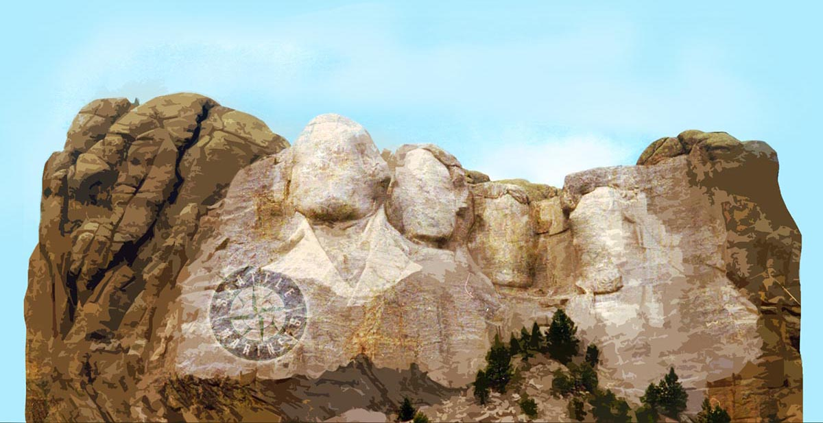 Mt Rushmore | Make Your Own Mount Rushmore Of Mariners