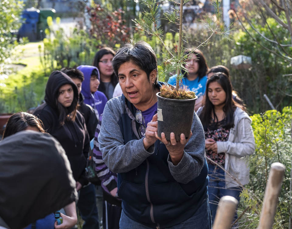 After shootings, South Park teens plant seeds for a safer future