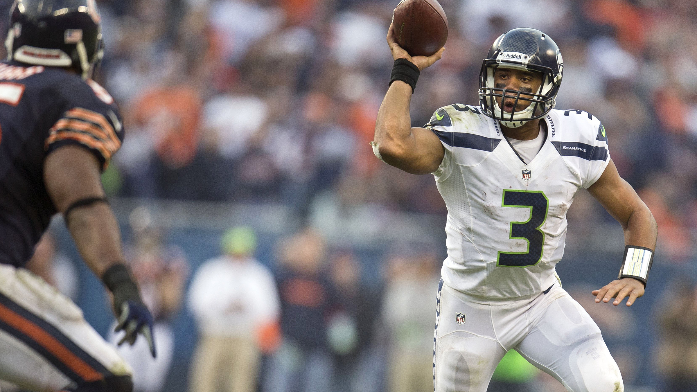 3c7673407 Road to a Seahawks record: Russell Wilson's top 10 wins