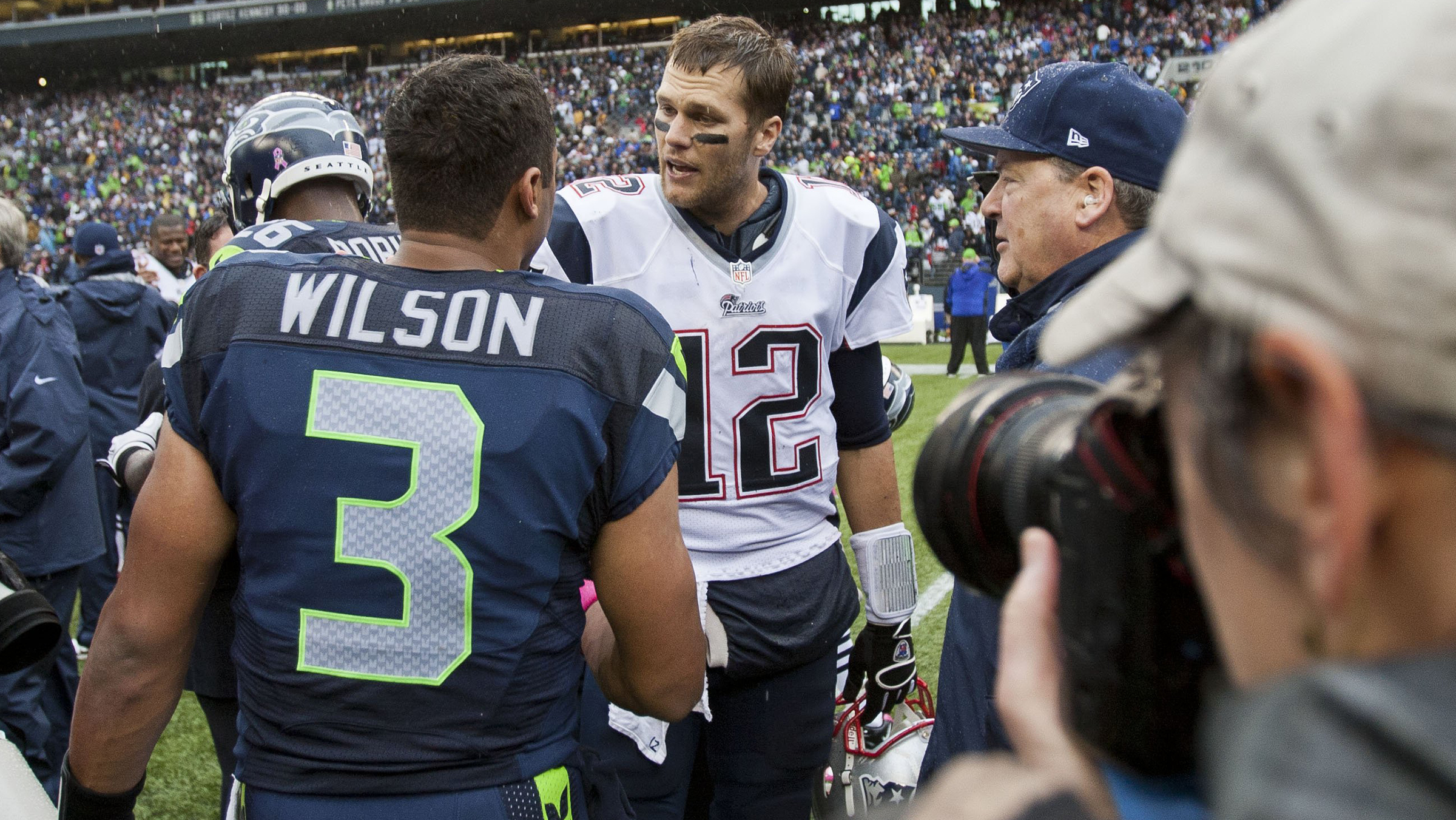 Road To A Seahawks Record Russell Wilsons Top 10 Wins